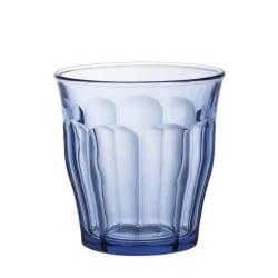 Dricksglas blå 25cl 6-pack PICARDIE - DURALEX® Blå