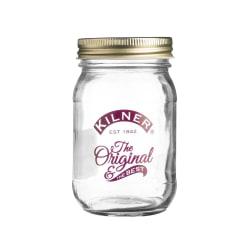 """Konserveringsburk """"Original & Best"""" - Kilner® Transparent"""