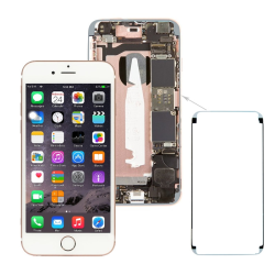 iPhone 6S Vattentät adhesiv LCD-tejp