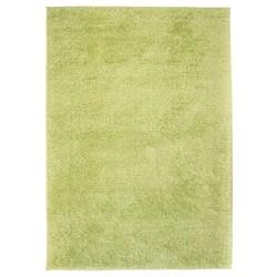vidaXL Shaggy-matta 80x150 cm grön Grön