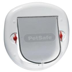 PetSafe 4-vägskattlucka 280 vit 5001 Vit