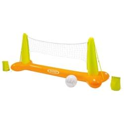 Intex Volleyboll för pool 239x64x91 cm Flerfärgsdesign