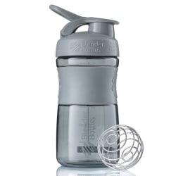 BlenderBottle Shakerflaska SportMixer 590 ml grå
