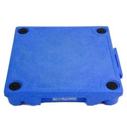 BLUE-9 Fötter för KLIMB träningsplattform 4-pack Svart