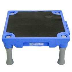 BLUE-9 Halkmatta för KLIMB hundträningssystem Svart