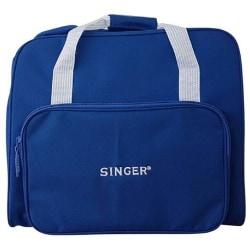 Singer Väska 45x13x40 cm blå