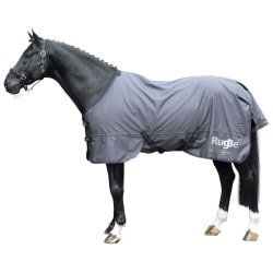 Covalliero Hästtäcke fleece RugBe Zero 105 cm grå Grå