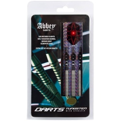 Abbey Darts Dartpilar 3 st 85% volfram 24 g silver Silver