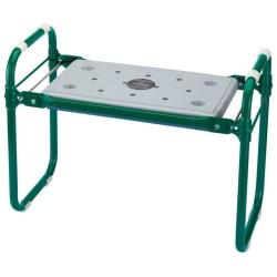 Draper Tools Trädgårdsknäskydd och pall järn grön 64970 Grön