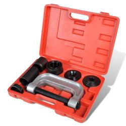 vidaXL Kulled verktygssats 4-i-1