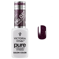 Victoria Vynn - Pure Creamy - 057 Purple Scandal - Gellack Brun