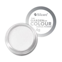 Akrylpulver - Silcare - The Garden of Colour - Nr 18 Vit