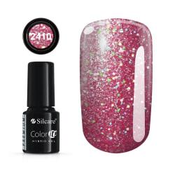 Gellack - Hybrid Color IT Premium - Unicorn - 2410  - Silcare Rosa