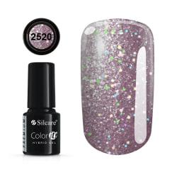 Gellack - Hybrid Color IT Premium - Unicorn - 2520  - Silcare Lavendel