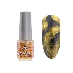 Molly Lac - Water Ink - Akvarell - 5ml - Gold Guld