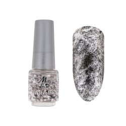 Molly Lac - Water Ink - Akvarell - 5ml - Silver Silver