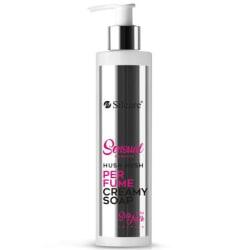 Sensual Moments - Krämig tvål - Hush hush 250 ml Transparent