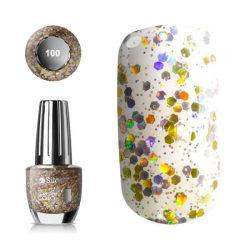Silcare - Garden of Colour - Nagellack - 100 - 15 ml multifärg