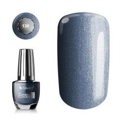 Silcare - Garden of Colour - Sparkling - 130 - 15 ml Ljusblå