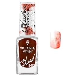 Victoria Vynn - Blur Ink - 002 Orange - Dekorlack Orange