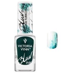 Victoria Vynn - Blur Ink - 006 Turkois - Dekorlack Turkos