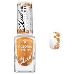 Victoria Vynn - Blur Ink - 011 Metallic - Dekorlack Orange
