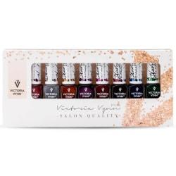 Victoria Vynn - Blur Ink - 8-pack 9-16 Metallic - Dekorlack