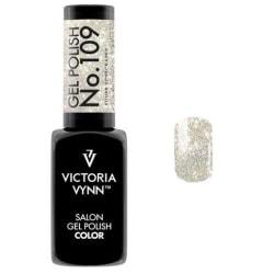 Victoria Vynn - Gel Polish - 109 Silver Skyscraper - Gellack Silver