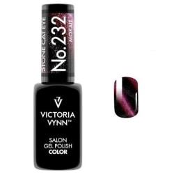 Victoria Vynn - Gel Polish - 232 Stone Cat Eye - Gellack Lila