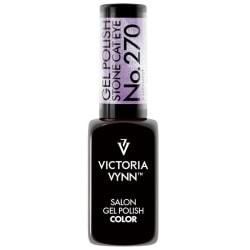 Victoria Vynn - Gel Polish - 270 Stone Cat Eye - Gellack Lila
