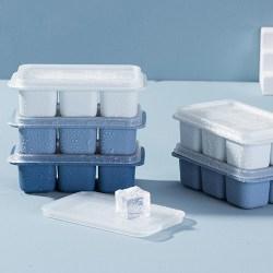 3st, hushållskök Diy-isverktyg fyrkantig mögel 3