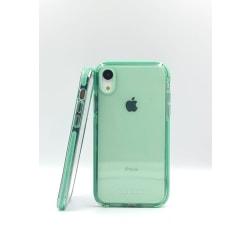 Ciao Green Transparent skal till Iphone XR grön