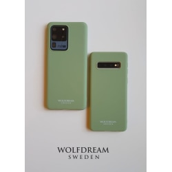 PASTELL GRÖN MOBILSKAL I TPU till Samsung S20ULTRA grön