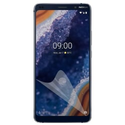 3-Pack Nokia 9 PureView Skärmskydd - Ultra Thin Transparent
