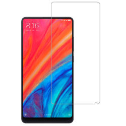 2-Pack Xiaomi Mi Mix 2S Härdat Glas Skärmskydd 0,3mm Transparent