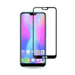 Huawei Honor 10 Heltäckande 3D Härdat Glas Skärmskydd 0,2mm Transparent