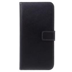 Samsung Galaxy Note 7 Läder Plånboksfodral Svart Svart