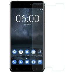 Nokia 6 Härdat Glas Skärmskydd 0,3mm Transparent