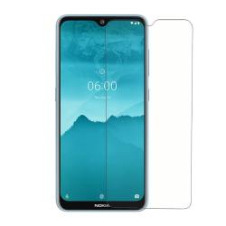 2-Pack Nokia 7.2 Härdat Glas Skärmskydd 0,3mm Transparent