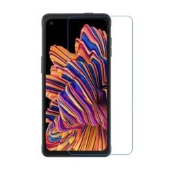 2-Pack Samsung Galaxy Xcover Pro Härdat Glas Skärmskydd 0,3mm Transparent