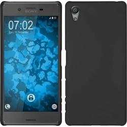 Sony Xperia X Hard Case Skal Svart Svart