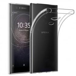 Sony Xperia XA2 Ultra Transparent Mjuk TPU Skal Transparent