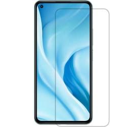 Xiaomi Mi 11 Lite Härdat Glas Skärmskydd 0,3mm Transparent