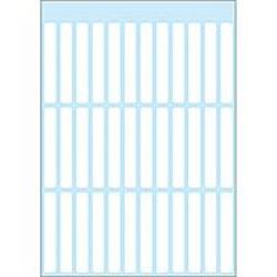 Märketikett Herma Vario 3735 5x35mm permanent Vit 252/fp Vit