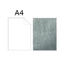 Papper Artoz Dorato A4 94g Silver 849, 5 ark/fp Silver