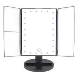 LED Sminkspegel med Touchscreen