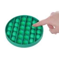 Pop It / Fidget toy leksak - CE märkt Grön