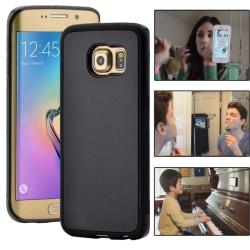 Samsung S6 Edge Nano ANTI-GRAVITY SKAL Svart