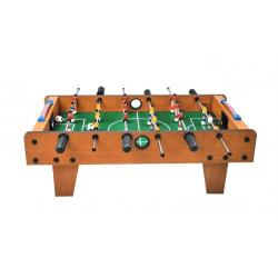 Fotbollsspel för bord 69cm Brun