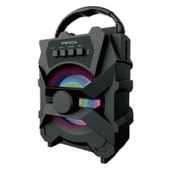 Bluetooth Högtalare  - Bärbar - Laddbar Svart